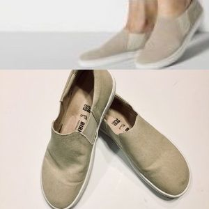 bc1e78f2b Birkenstock Shoes - Birkenstock Barrie Canvas Slip On